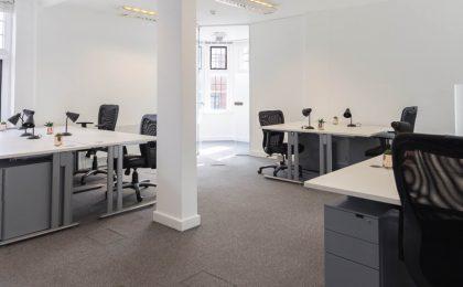 12 Margaret Street – office2